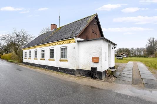 Villa på Allesøvej i Odense N - Ejendommen