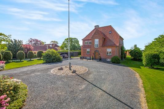 Villa på Allerup Bygade i Odense SØ - Ejendommen