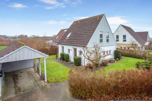 Villa på Rugmarken i Odense S - Ejendommen