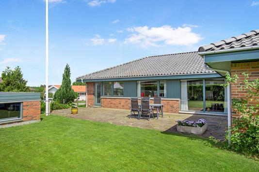 Villa på Søparken i Odense S - Ejendommen