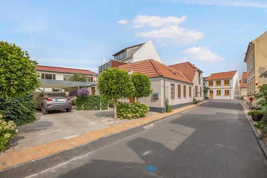 Villa på Sct Hansgade i Faaborg - Ejendommen