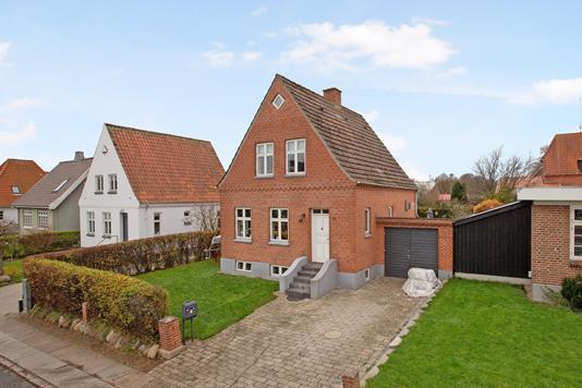 Villa på Ågade i Odense N - Ejendom 1