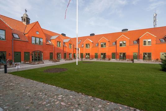 Rækkehus på Rikkeshave i Odense SV - Andet