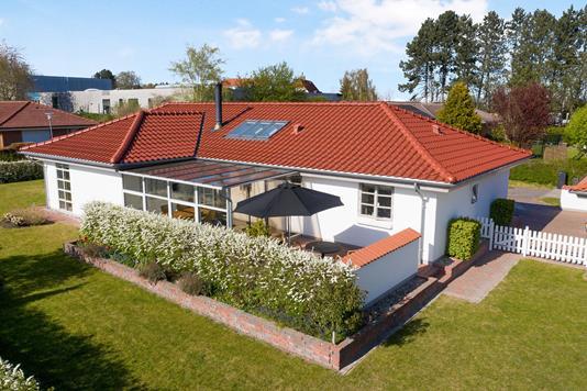 Villa på Alléparken i Marslev - Ejendom 1