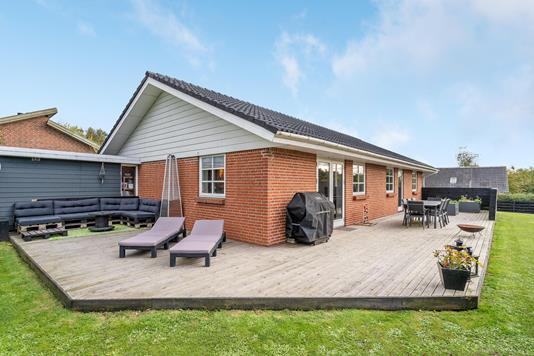 Villa på Grøftebjergvej i Vissenbjerg - Ejendommen