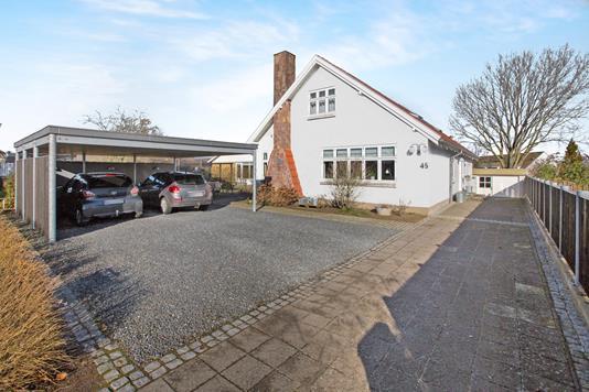 Villa på Prins Haralds Allé i Odense SV - Ejendom 1