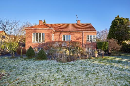 Villa på Slettevang i Hørsholm - Ejendommen