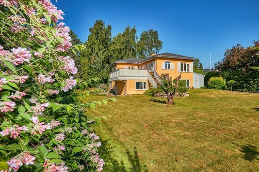 Villa på Ved Hegnet i Rungsted Kyst - Ejendommen