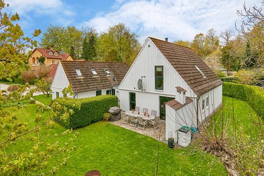 Villa på Helenevej i Rungsted Kyst - Ejendommen