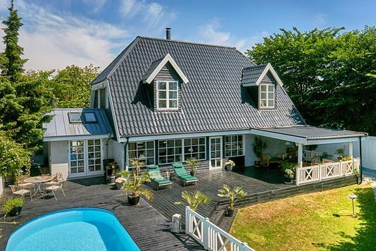 Villa på Bolbrovej i Rungsted Kyst - Ejendommen
