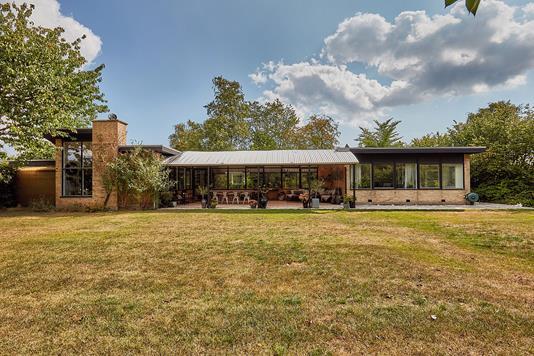 Villa på Vallerød Park i Rungsted Kyst - Ejendommen