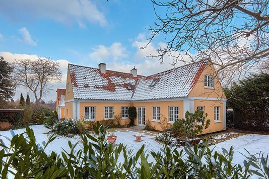 Villa på Parkvej i Rungsted Kyst - Ejendommen