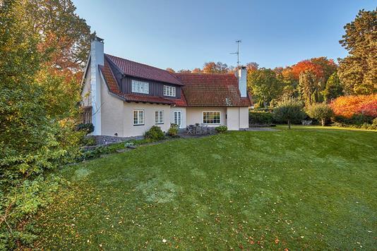 Villa på Vallerød Banevej i Rungsted Kyst - Ejendommen