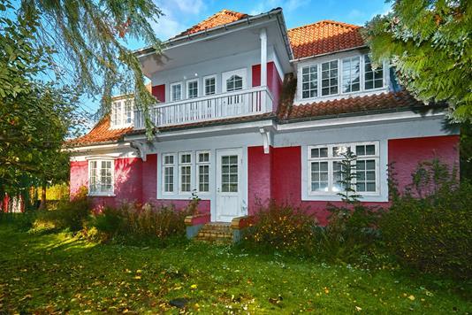 Villa på Østre Pennehavevej i Rungsted Kyst - Ejendommen