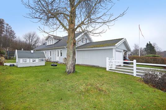Villa på Ålhøj i Hørsholm - Ejendommen