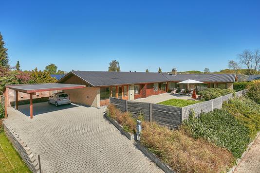 Villa på Fuglemosevænge i Hørsholm - Ejendommen
