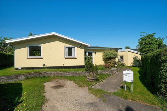 Villa på Bloustrødvej i Hørsholm - Ejendommen