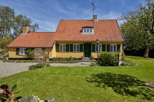 Villa på Engvej i Rungsted Kyst - Ejendommen