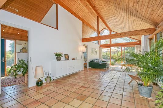 Villa på Skovridervej i Rungsted Kyst - Stue