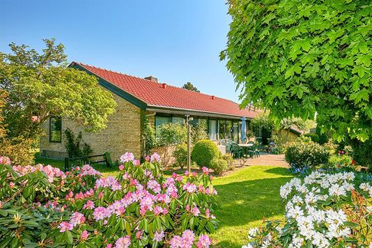 Villa på Rørsangervej i Hørsholm - Ejendommen