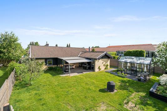 Villa på Irisvej i Hørsholm - Ejendommen