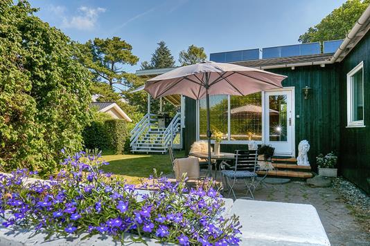 Villa på Møllevænget i Hørsholm - Ejendommen