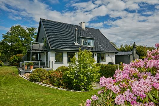 Villa på Cristinavej i Rungsted Kyst - Ejendommen
