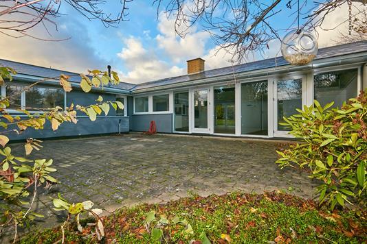 Villa på Ørnevej i Hørsholm - Ejendommen