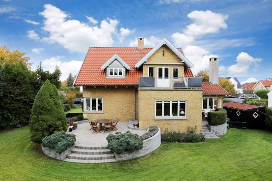 Villa på Margrethevej i Rungsted Kyst - Ejendommen