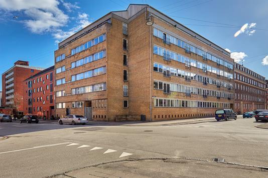 Ejerlejlighed på Nygårdsvej i København Ø - Ejendommen