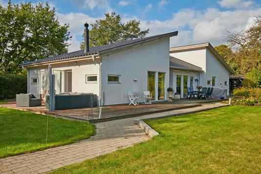 Villa på Hyldestykket i Hørsholm - Ejendommen