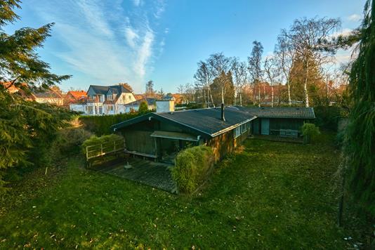 Villa på Gøgevang i Hørsholm - Ejendommen