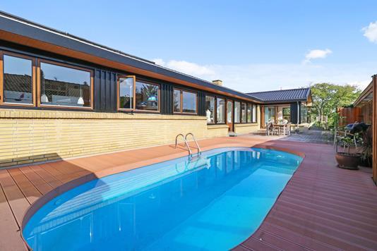 Villa på Bavnevej i Hvidovre - Pool