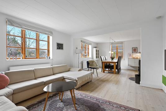 Villa på Hvidovregårds Alle i Hvidovre - Stue
