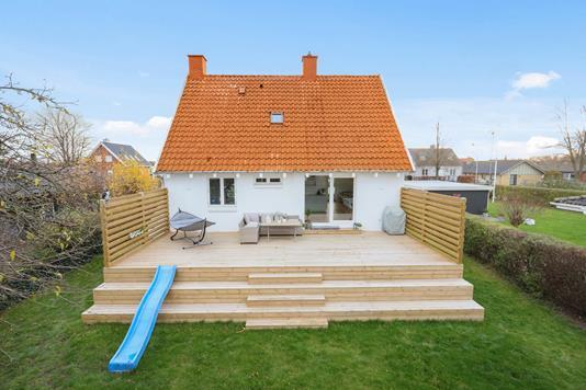 Villa på M Bechs Alle i Hvidovre - Andet
