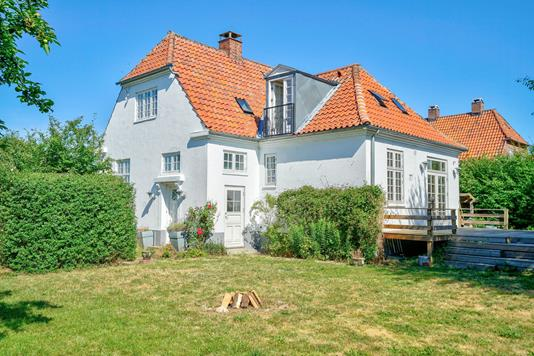 Villa på Solskrænten i Valby - Have