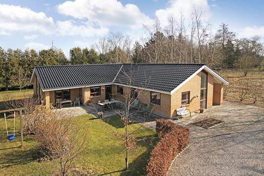 Villa på Lille Havelsevej i Skævinge - Ejendommen