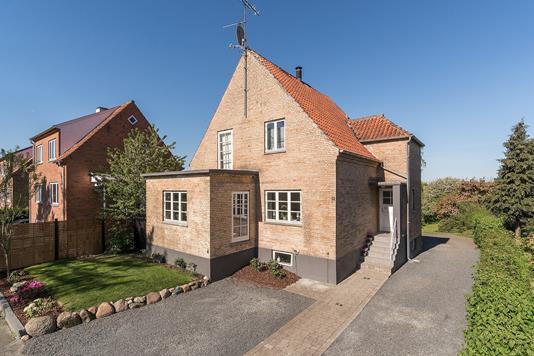 Villa på Brickasvej i Hillerød - Ejendommen