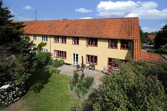 Villa på Dyrehavevej i Hillerød - Ejendommen