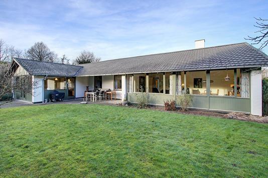 Villa på Æblehaven i Hillerød - Ejendommen