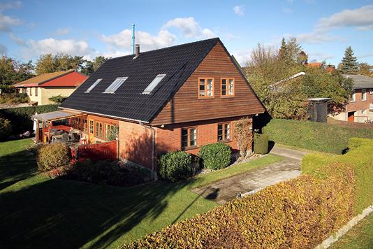 Villa på Akacievej i Hillerød - Ejendommen