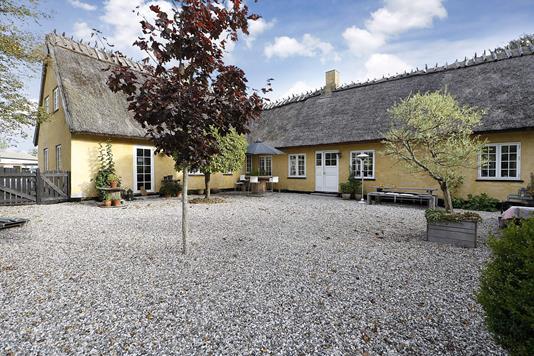 Villa på Roskildevej i Hillerød - Gårdmiljø