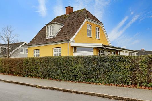 Villa på Ullerødvej i Hillerød - Ejendommen