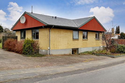 Villa på Brunebjerg i Hillerød - Ejendommen