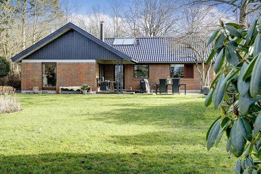 Villa på Gadeledsvej i Hillerød - Ejendommen
