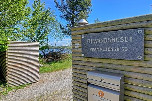 Fritidsbolig på Pramvejen i Fredensborg - Ejendommen