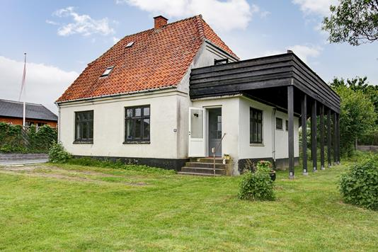 Villa på Selskovvej i Hillerød - Ejendommen