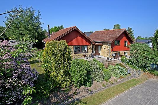 Villa på Kongens Vænge i Hillerød - Ejendommen