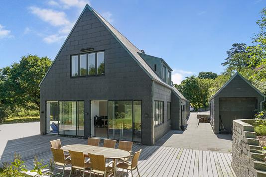 Villa på Birkemosevej i Hillerød - Ejendommen