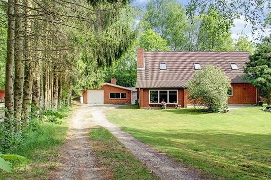 Villa på Gadevangsvej i Hillerød - Ejendommen